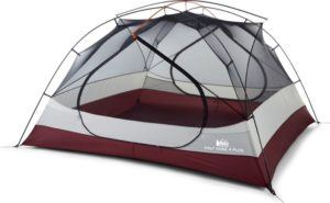 I chose the REI Co-op Half Dome as the best 4 person family tent. It is a hybrid tent which can be used for car c&ing and a backpacking.  sc 1 st  The Wandering Queen & Best 4 Person Tent For Camping and Backpacking - The Wandering Queen