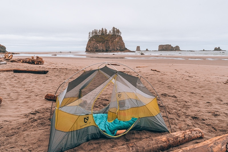 The Ultimate Guide To Second Beach Camping