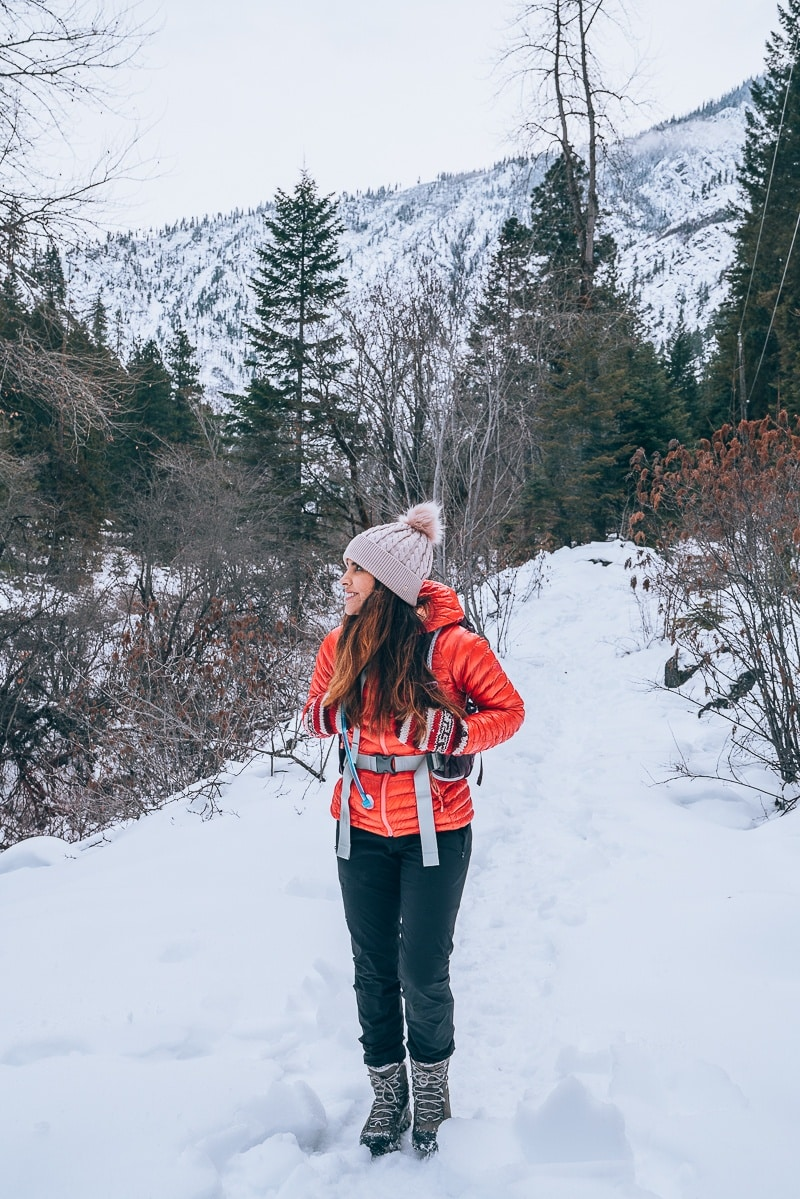 Winter Hiking Gear And Clothes The Wandering Queen